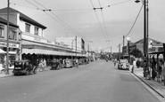 Welling, High Street 1950