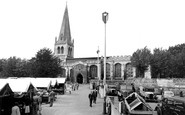Wellingborough, All Hallows Parish Church 1954