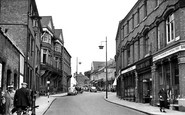 Wellingborough, High Street 1949