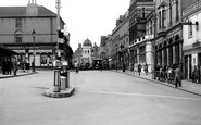 Wellingborough, Market Street c.1950