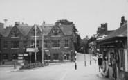Wellingborough, Market Street c.1965