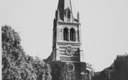 Wellingborough, Parish Church c.1965