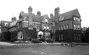 Wellingborough, School c1955