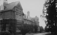 Wellingborough, School c.1955