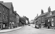 Wellingborough, Sheep Street c.1950