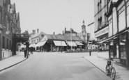 Wellingborough, Sheep Street c.1955