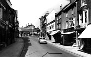Wellingborough, Sheep Street c.1965