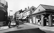 Wellingborough, Silver Street c.1960