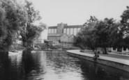 Wellingborough, The Embankment c.1965