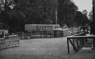 Wellingborough, The Zoo Park c.1950