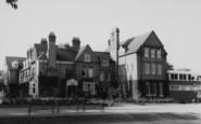 Wellingborough, Wellingborough School c.1965