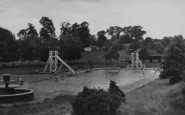Wellingborough, Wilby Swimming Pool c.1950