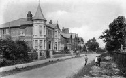 Photo of Wellington, Blackdown School 1907
