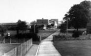 Wellington, Court Fields School c.1965
