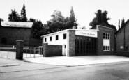 Wellington, Fire Station 1963