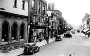 Photo of Wellington, Fore Street 1938