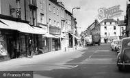 Wellington, Fore Street c.1960