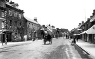 Photo of Wellington, High Street 1907
