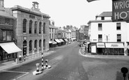 Photo of Wellington, High Street C1955
