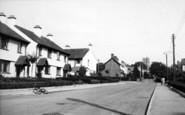 Wellington, Howards Road c.1955