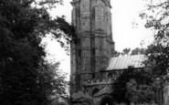 Wellington, Parish Church c.1965