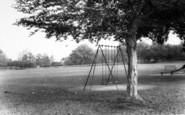 Wellington, Recreation Ground c.1965