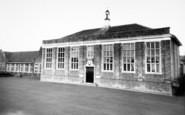 Wellington, School c.1960