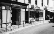 Wellington, South Street Shops 1963
