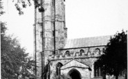 Wellington, St John The Baptist Church c.1955