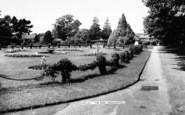 Wellington, The Park 1963