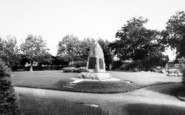 Wellington, The Park c.1955