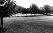 Wellington, The Park c.1960