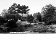 Wellington, The Park c.1965