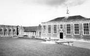 Wellington, The School c.1960