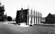 Wellington, The School Chapel 1963