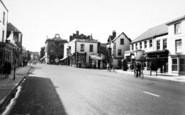 Wellington, Town Centre c.1955