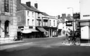 Wellington, Town Centre c.1960