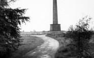 Wellington, Wellington Monument c.1965