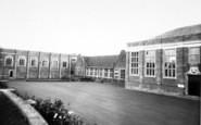 Wellington, Wellington School c.1955