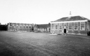 Wellington, Wellington School c.1960