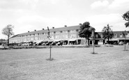 Welwyn Garden City, Cole Green Lane c.1955