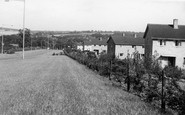 Welwyn Garden City, Digswell Estate c.1960