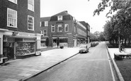 Welwyn Garden City, Howardsgate 1967