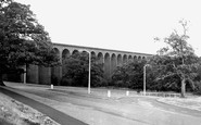 Welwyn Garden City, The Viaduct c.1960