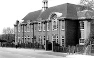 Wembley, Park Lane School c1960