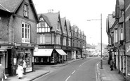 West Kirby, Banks Road c1965
