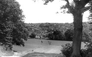 Westbury-On-Trym, From Henbury Golf Course c.1960