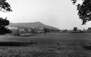 Weston Under Penyard, Penyard Hill c.1955