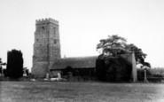 Weston Under Penyard, The Church c.1965