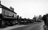 Weston Under Penyard, The Forge c.1955